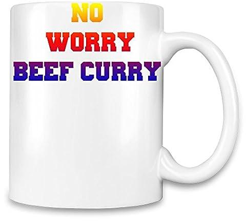 Beef Curry Tasse de café