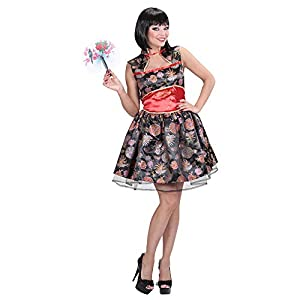WIDMANN Widman - Disfraz de chica oriental para mujer, talla S (S/01581)