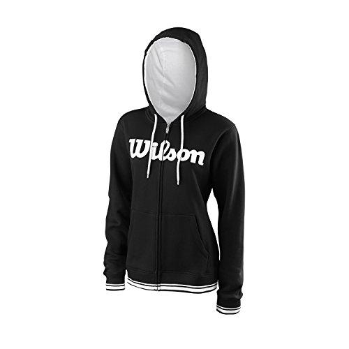 Wilson 2018 - Sweat-shirt - Femme Noir