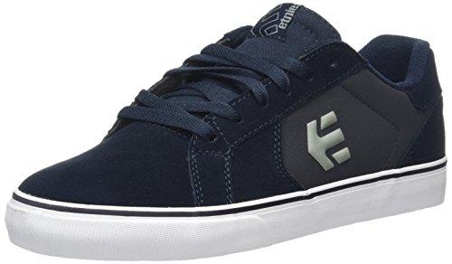 Etnies FADER LS VULC Herren Hohe Sneakers Blau (NAVY/WHITE/472)