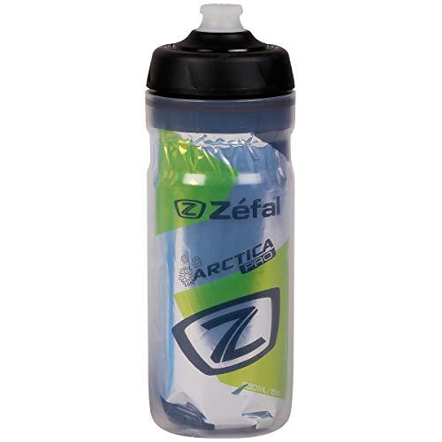 Bike-ernährung-box (Zefal Arctica Pro 55 Trinkflasche für Radsport, Grün, cl)