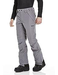 Bench Deck B Pantaloni da sci, da uomo, Uomo, DECK B, grigio, XXL