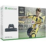 Xbox One S 500GB Konsole (Grau) - FIFA 17 Special Edition Bundle