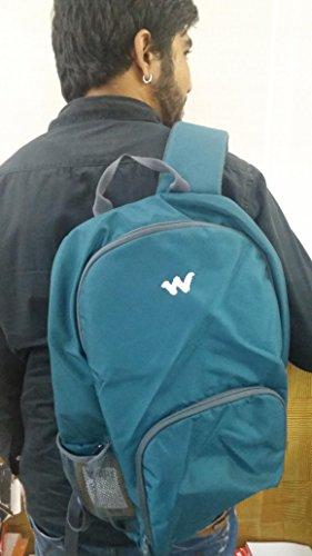 Wildcraft Exclusive Laptop Backpack (Black)