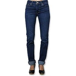 Levis - Jeans 712 Slim L32 Bleu (24)
