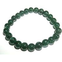 Schöne Aventurin grün rund Perlen Armband Crystal Healing Fashion Wicca Jewelry Herren Frauen Geschenk Positive... preisvergleich bei billige-tabletten.eu