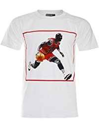 Michael Jordan Basketball T-Shirt (PA014)