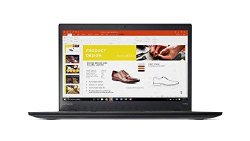 Lenovo Thinkpad T470S Laptop (Windows 10, 8GB RAM, 256GB HDD) Black Price in India
