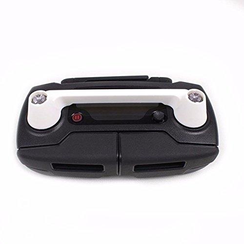 Preisvergleich Produktbild Kingwon Fernbedinung Transport Clip Thumbstick Schutz für DJI Mavic Pro Remote Controller Joystick Protection Weiß