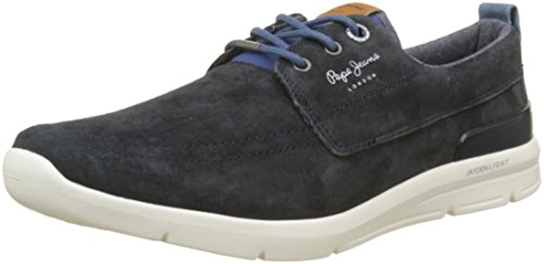Pepe Jeans Herren Jayden Deck Sneaker