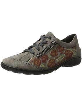Rieker Damen M3701 Sneaker