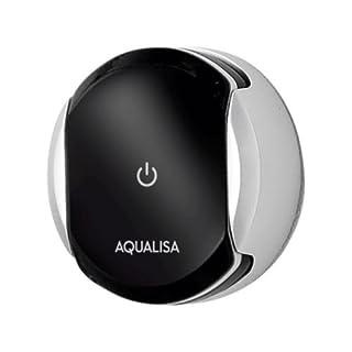 Aqualisa Q Smart Shower Wireless Remote Control Chrome & Black Micro USB Q.RMT