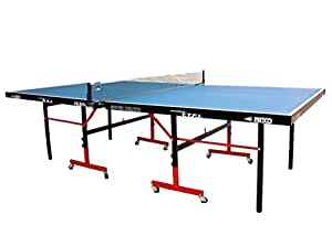 Metco Super Deluxe Table Tennis Table (Blue)