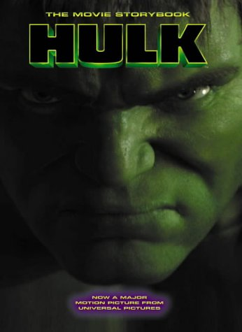 Hulk : the movie storybook