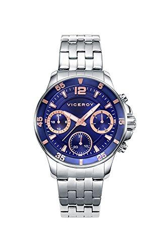 Reloj Viceroy Mujer 42254-35 Acero Multifunción