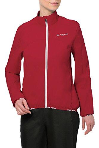 Vaude - Giacca da donna Air Jacket II, Rosso (rosso),