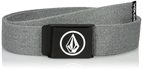 volcom-mens-circle-web-belt-charcoal-heather-one-size