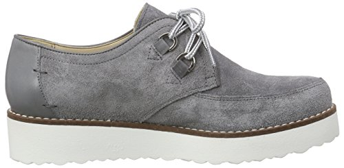 Marc Shoes Romy, Derby femme Gris - Grau (grey 150)