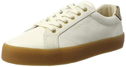 Gant Ladies Mary Sneaker White (crema)