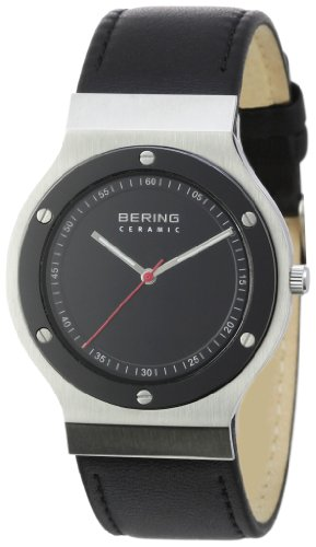 Bering Time Unisex Ceramic Analogue Quartz Watch 32538-448