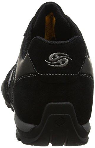 Dockers by Gerli 36ht004-204100, Sneakers Basses Homme Noir (Schwarz 100)