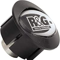 Size Os Black R /& G RACING PRODUCTS Moulded Lever Guard MLG0003BK