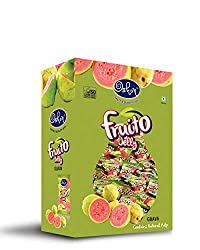Oshon Simply Irresistible Natural Flavor Fruito Jelly Guava - 500gms