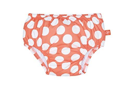 Lässig Splash & Fun Baby Swim Diaper / Baby Schwimmwindel girls-jolly dots, 6 Monate, Größe S