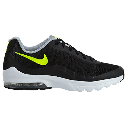 Nike Herren Air Max Invigor Laufschuhe Nero / Volt / Grigio Lupo / Bianco