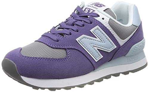 New Balance - 574v2, Zapatillas Mujer, Morado (Purple Purple), 39 EU