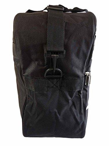 Portatrajes de viaje Negro Equipaje de mano bolso tamaño Bolsas
