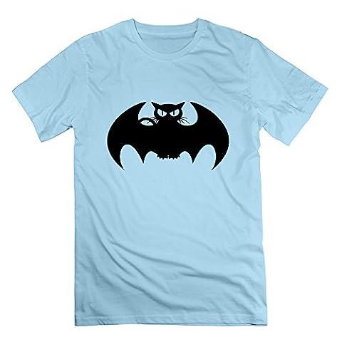 Sophie Warner - T-shirt - Homme - Bleu - XL