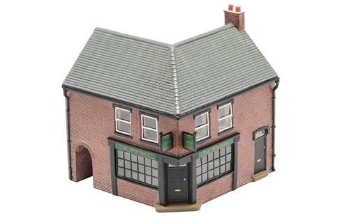 Hornby r9833Ecke Pub Building Modell Spielzeug