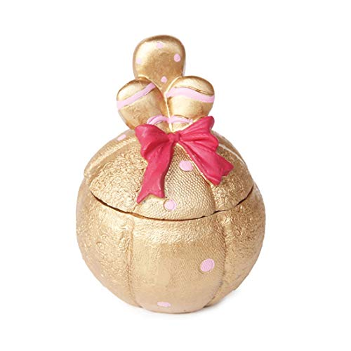 An baby123 Goldene amerikanische Stil Desktop schmuckschatulle möbel einkaufszentrum Dekoration schmuckschatulle Halskette Ring aufbewahrungsbox Dekoration