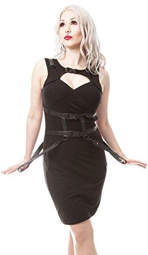 Vixxsin -  Vestito  - Donna nero M