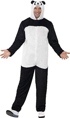 Pandakost�m Tierkost�m Panda B�r B�rkost�m Erwachsene Gr L