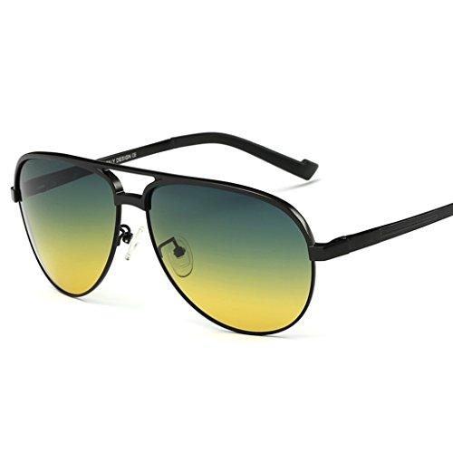 SaySure - Sun Glasses Eyewear Goggle Sunglasses 4pcs lens yDmD7