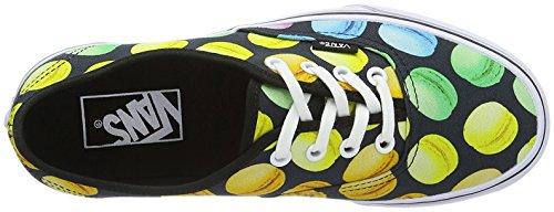 Vans - Authentic, Scarpe sportive Donna Nero / multicolore