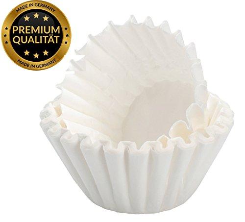 350 Filter in 80x200 Kaffee korbfilter Filtertüten Qualitätsfilter für Beem, Gastroback,Grind &...