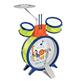 Matuke Schlagzeug für Kinder, Kinder Schlagzeug Set Musik Instrumente Spielzeug Jazz Schlagzeug Schlaginstrument Set Musikinstrument Spielzeug Geschenk für Ab 3 Jahren