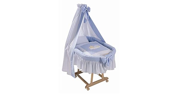 Easy baby himmelset für stubenwagen sleeping bear bleu 485 81