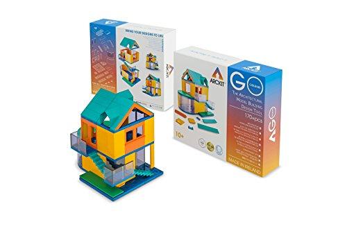 Arckit GO Colours Architekturmodell Baukastens