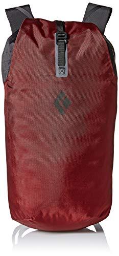 Black Diamond Unisex-Erwachsene Rock Blitz 15 Backpack Rucksack, Red Oxide, All -