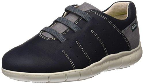 Gorila Unisex-Kinder 43002 Derby-Schuhe Blau