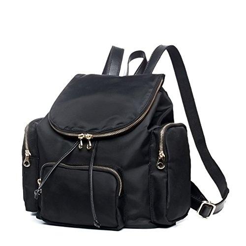 Zaino in nylon/ms. niuzingbu bag/semplice borsa canvas/mini zaino-A A