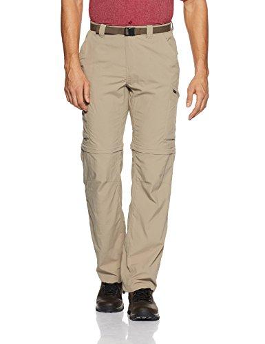 Columbia Herren Silver Ridge Convertible Pant, Tusk, 52 (36/32 US), AM8004 (Bekleidung Tusk)