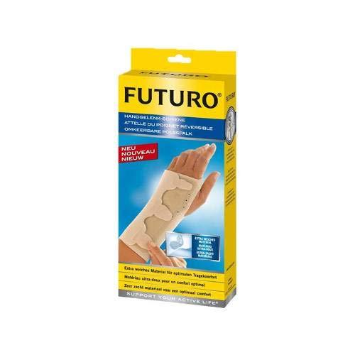 Futuro Schiene (FUTURO Handgelenk-Schiene links/rechts L 1 St Bandage)