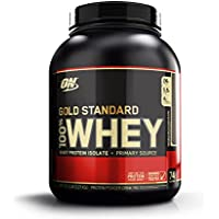Optimum Nutrition Gold Standard 100% Whey Protein Powder, Double Rich Chocolate, 2.27 kg