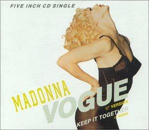 Vogue/Keep it together [Single-CD]