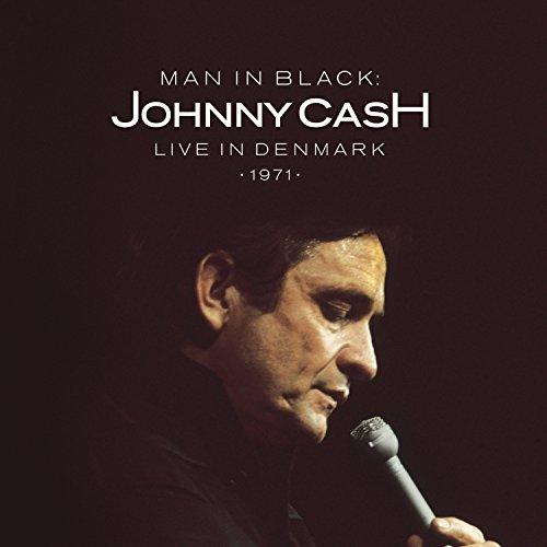 Johnny Cash: Man in Black: Live in Denmark 1971 (Audio CD)